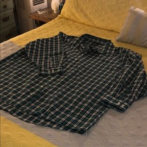Gently Used Men's 20-34/35 Long Sleeve Button Down